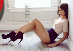 Maggie From Walking Dead   Lauren Cohan's (Maggie do The Walking Dead) - Ensaio Sensual 09