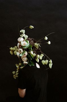 I couldn't wait to share these photos with you.a collaboration, called Overgrowth, between photographer Parker Fitzgerald and floral designer Riley Messina, Ikebana, Wild Flowers, Beautiful Flowers, Beautiful Life, Parker Fitzgerald, Behind Blue Eyes, Floral Photography, Messina, Arte Floral