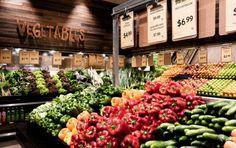 Natural Fresh Grocer///Westfield Burwood///Brand Identity | Graphic Design | Store Design | Joinery Design