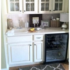 1000 images about wet bar on pinterest wet bars bar for Office wet bar