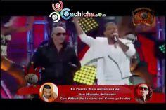"""Emisoras En Puerto RIco Quitan La Voz De Don Miguelo De """"Como Yo Le Doy"""" Con Pitbull #Video"""