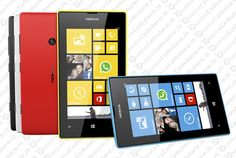 Nokia Lumia 520 - svelato il cellulare Windows Phone 8 piu' economico