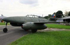 Jan CABOUN Areal Rebešovice (Deut. Rebeschowitz) Číslo VÚ; 6397 Avia CS-92 A (Messerschmitt). Me 262, Willys Mb, Fighter Jets, Aircraft, Planes, Jeep, Aviation, Ford, Military