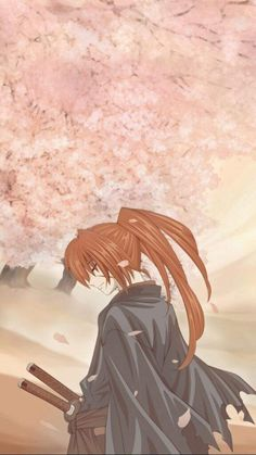 Rurouni Kenshin – It's weird to see a happy looking pic of Kenshin as Battosai… very cute pic though Anime Love, Awesome Anime, All Anime, Anime Manga, Anime Guys, Anime Art, Manga Girl, Rurouni Kenshin, Kenshin Anime