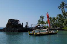 Kona, Hawaii, Just off the pier where the Ironman starts.