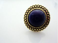 Vintage Purple Rhinestone Ring on BuyTrends.com, only price $2.10