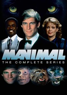 Shop for Manimal The Complete Series [dvd]. Starting from Choose from the 7 best options & compare live & historic dvd prices. 80s Tv Series, Sci Fi Series, Series 3, The Ateam, Marvel Television, Tv Retro, Film Science Fiction, Mejores Series Tv, Capas Dvd