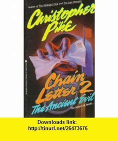 Ancient Evil (Chain Letter 2) (9780671745066) Christopher Pike , ISBN-10: 0671745069  , ISBN-13: 978-0671745066 ,  , tutorials , pdf , ebook , torrent , downloads , rapidshare , filesonic , hotfile , megaupload , fileserve