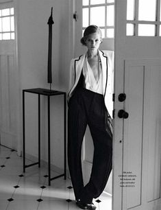 #houseofbeauty   Vita Sidorkina by Wee Khim for L'Officiel Singapore March 2012