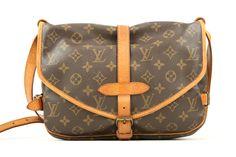 Eine schöne, zeitlose und praktische Umhängetasche aus dem hause Louis Vuitton.