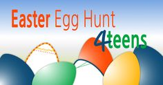 Looking for a fun way to surprise your teenagers this Easter? How about a Easter Egg Hunt for Teenagers full of Eggstravagant puns and FUN! Easter Scavenger Hunt, Scavenger Hunt Clues, Easter Egg Hunt Clues, Easter Eggs, Treasure Hunt Clues, Days To Christmas, Easter Games, Easter Baskets, Teenagers