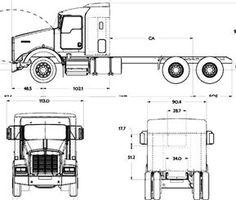 Peterbilt, Kenworth Trucks, Big Rig Trucks, Dump Trucks, Scrap Mechanics, Wooden Toy Trucks, Wood Boat Plans, Small Woodworking Projects, Truck Interior