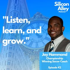 A friendly reminder from Coach Jay T Hammond! #listen #learn #grow #listenlearngrow #growthmindest #success #motivation #entrepreneurlife #entrepreneurs #quoteoftheday #quote #quotes #startup #motivationalquotes #inspirationalquotes #grind #entrepreneurmindset #inspire #coach #leadership Girls Soccer Team, Youth Soccer, Personal Goal Setting, Personal Goals, Personal Finance App, Team Motivation, Team Building Quotes, Team Quotes, Black Leaders