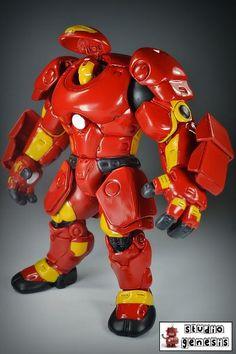 Ironman Hulkbuster Armor (Marvel Legends) Custom Action Figure