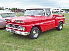 1960 chevy apache truck