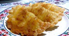 """Μυζηθρόπιτες Κρητικές...(πιτάκια με γλυκιά μυζήθρα -""""ανθότυρο) μπουκιά και συχώριο 😋😋😋 Ζυμαράκι 250 gr νερό χλιαρό 3 κ.σ. ελαιόλαδ... Apple Pie, Macaroni And Cheese, Ethnic Recipes, Desserts, Food, Tailgate Desserts, Mac And Cheese, Deserts, Essen"""