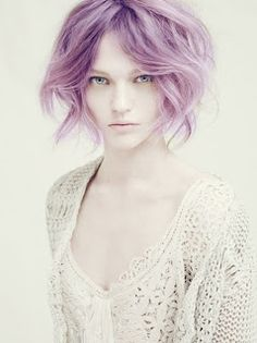 pastel hair | Wonder Forest: Design Your Life.