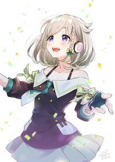 10 Best YuNi-virtual singer images in 2019 | Anime art