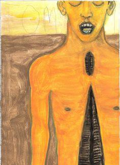 STOM - 2015 (watercolour on paper) #contemporaryart #artecontemporanea #artcontemporain #contemporarypainting #artecontemporaneo #kunst