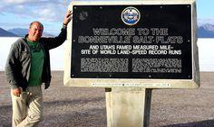 Bonneville Salt Flats (Utah)