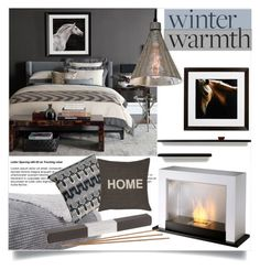 """Home"" by clotheshawg ❤ liked on Polyvore featuring interior, interiors, interior design, home, home decor, interior decorating, Williams-Sonoma, EcoSmart Fire, Missoni Home and Zara Home"