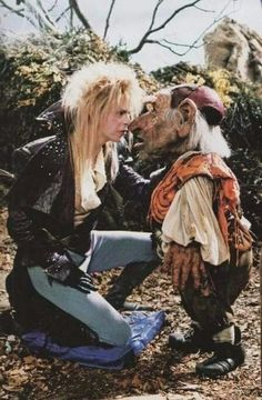 Oh, come, come, Hoggle! Losing your head over a girl!