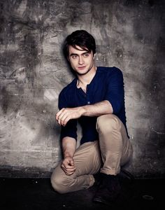 Daniel Radcliffe is just so perfect