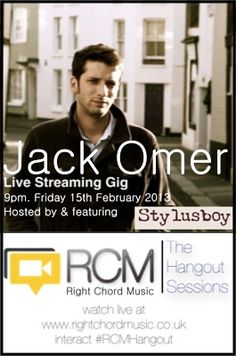 RCMHangout Session. Live Streaming Show From Jack Omer.