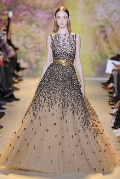 Zuhair Murad Couture Spring 2014 - Slideshow - Runway, Fashion Week, Fashion Shows, Reviews and Fashion