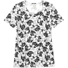 White Stag Women's Scoop Neck Tee #clothing #women
