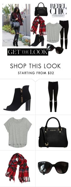 """Get the look: kendall Jenner"" by shopoholic0708 ❤ liked on Polyvore featuring Bamboo, Miss Selfridge, Bobeau, MICHAEL Michael Kors and Chanel"