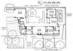Attractive Find This Pin And More On Drawings By Kaderreyhan. Typical Floor Plan For A Cliff  May ...