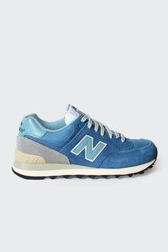 GOOD AS GOLD | Online Clothing Store | Mens & Womens Fashion | Streetwear | NZ — 574 Sneakers (ML574VDB), blue/grey