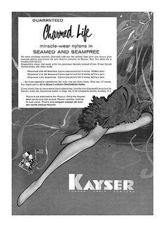 1962 Kayser ad   Flickr - Photo Sharing!