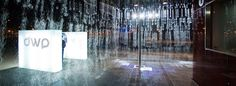 The magic of Digital Water Pavilion Water Wall Fountain, Pavilion Design, Water Walls, Architecture, Photo Wall, Ted Talks, Google Search, Digital, Frame