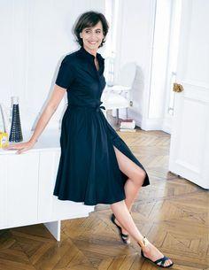 Madame Ines De La Fressange│Le Mag