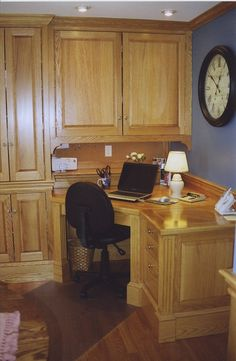 Home Office and Dining Room