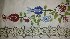 Prayer Rug, Cross Stitch Embroidery, Diy And Crafts, Miniatures, Kids Rugs, Crochet, Blog, Cross Stitch Borders, Towels