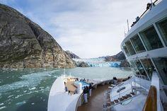 Disney Cruise Line- Alaska. After Europe, we will do this, hopefully