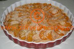 Detail receptu - Broskvový koláč rýžový