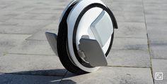 Ninebot One : la réinvention du transport urbain de demain #Ninebote #One #transport #urbain #gyropode #gyroroue #innovation #technologie