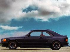 Gemballa Mercedes-Benz 560 SEC Widebody Kurzheck