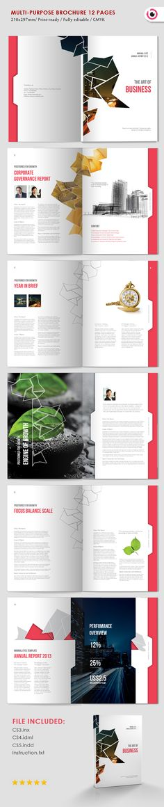 Layout / the Art of Business by Tony Huynh