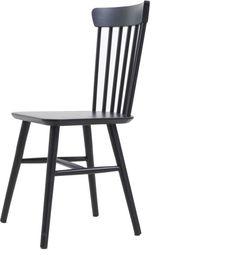 Nordiq Pippa bar chair - Dining room chair - Wood - Black
