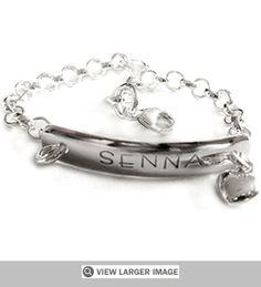 Heart on Her Wrist Bracelet for Kids