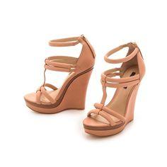 As Seen On The Rachel Zoe Project: Rachel Zoe Katia Platform Sandals