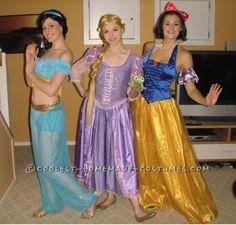 Super Realistic Rapunzel Costume - 9
