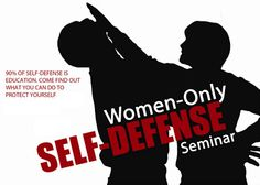 Women's Self Defense Class, Scottsdale Women Self Defense Seminar, North Phoenix --- THIS WEEKEND