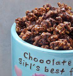 Turtle Popcorn Gone Wild (love the cookie jar!)