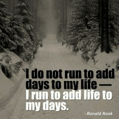 Runspiration - inspiration to run. Motivation. Cool sayings.